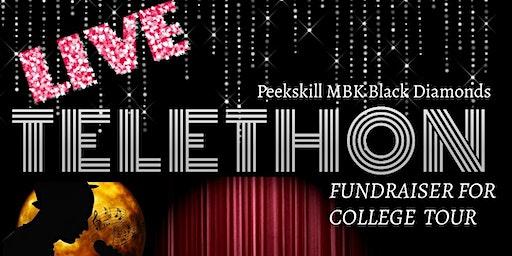 Telethon for HBCU College Tour 2020