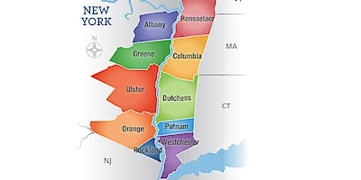 Census 2020 Train-the-Trainer Workshop for the Hudson Valley