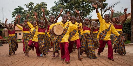 Around the World - Ghana (9yrs+)