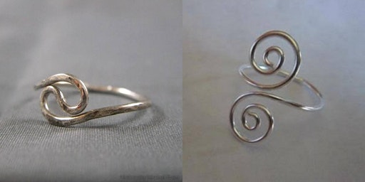 Silversmith Workshop - Sterling Silver Ring