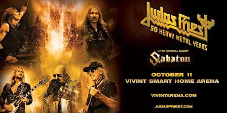 Judas Priest: 50 Heavy Metal Years tickets