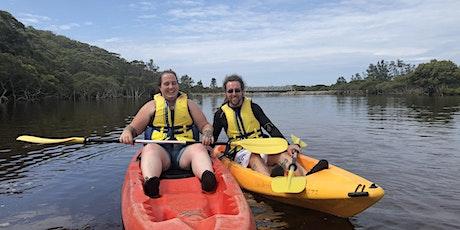 Beach Kayak Tour in Sydney tickets