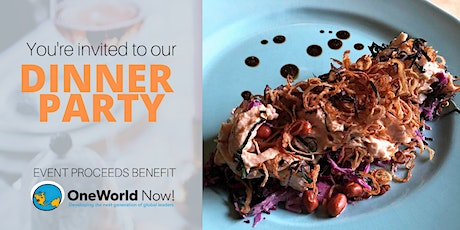 Dinner party at Cook | Weaver tickets