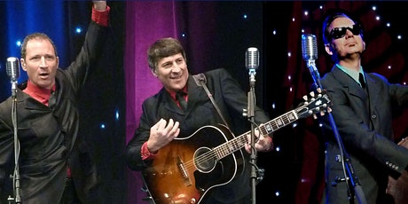From Elvis to The Beatles featuring: The Neverly Brothers tickets