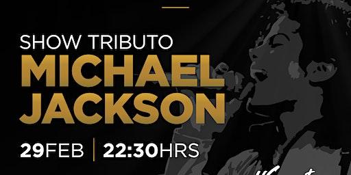 Show tributo Michael Jackson