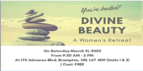 Divine Beauty - A Women's Retreat - Free Event tickets