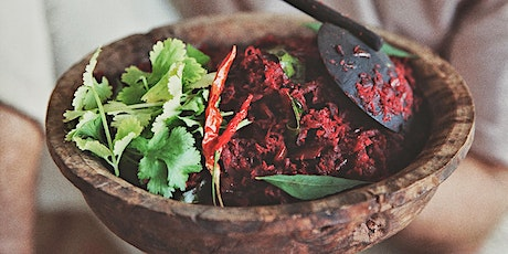 South Indian Cooking Class & Dinner tickets