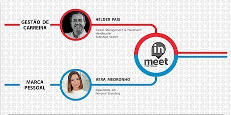 MeetIN Lisboa: Gestão de Carreira & Marca Pessoal bilhetes
