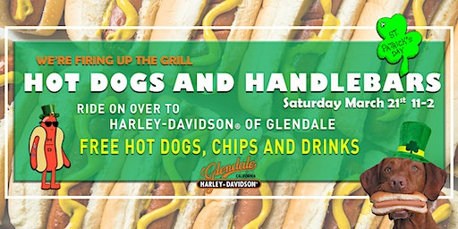 Hot Dogs and Handlebars at Harley-Davidson of Glendale