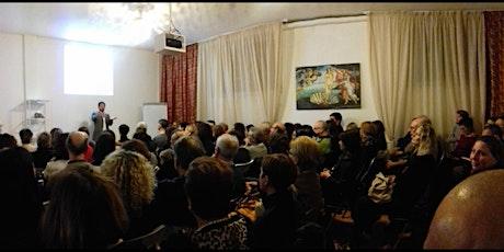 """Conferenze pubbliche """"CONOSCERE PER CONOSCERSI"""" biglietti"""
