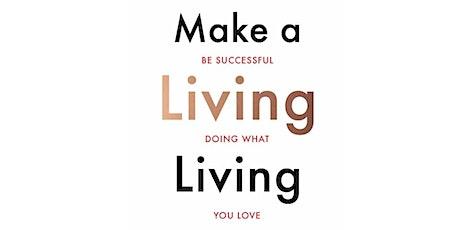"BOOK LAUNCH - ""Make a Living Living"" by Nina Karnikowski tickets"