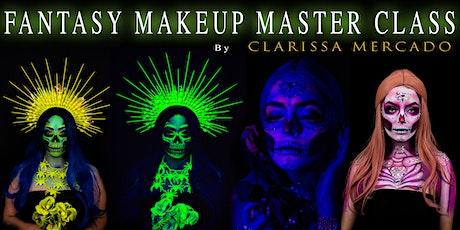 Fantasy Makeup Master Class entradas