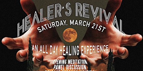 Healer's Revival Day Pass tickets