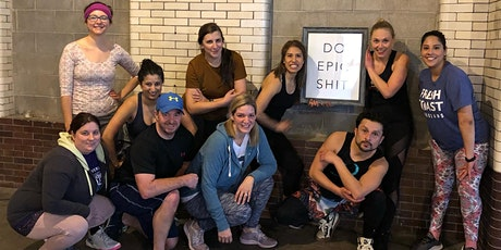 Zumba + Yoga Fusion at City Lights Brewing Co. tickets