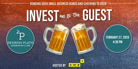 PARTY: Invest and Be Our Guest: Bonds, Beers, and Cheers!  tickets