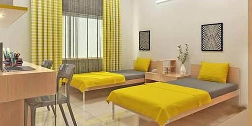 Accommodation for Rent @ Rs. 3000