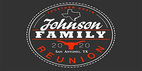 Johnson Family Reunion 2020 tickets