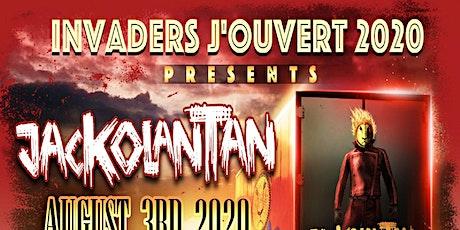 Jackolantan J'Ouvert tickets