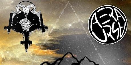 A Lost Asylum, Aera Ursa, Mummy, Earthbender, Acid Hologram tickets