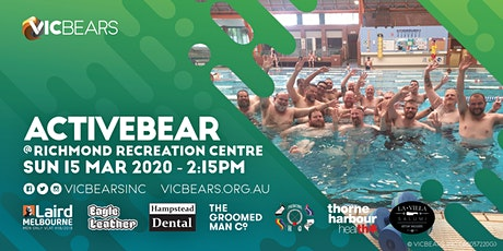 Activebear: Water Aerobics (March) tickets
