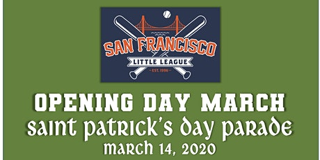 SFLL Opening Day March tickets