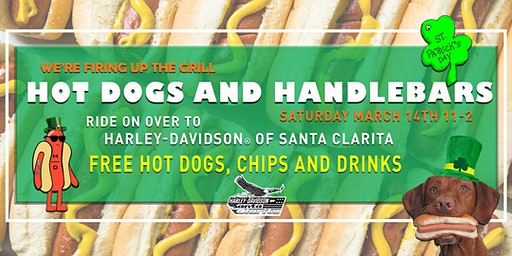 HOT DOGS AND HANDLEBARS at HDSC