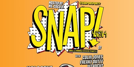 SNAP! Y2K: '90s vs '00s Dance Party tickets