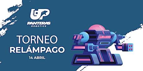 Torneo Relámpago Sumo Robots UP boletos