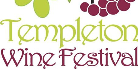 8th Annual Templeton Wine Festival tickets