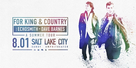 for KING & COUNTRY with Company | A Summer Tour tickets