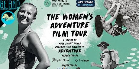 Be Rad Adventures Presents The Women's Adventure Film Tour! tickets
