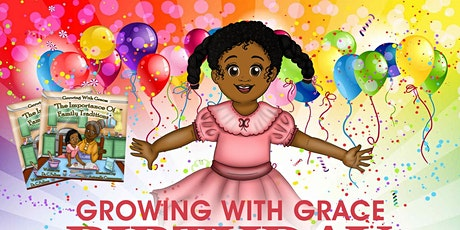 Growing With Grace Children  Book Release Party tickets