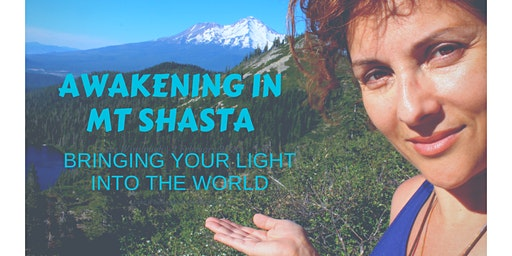 Awakening in Mt. Shasta