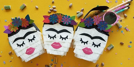 Make and Take: Frida Piñata tickets