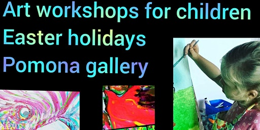 Children's Acrylic Painting Workshop