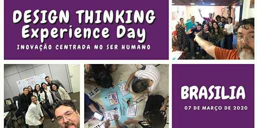 Design Thinking Experience Day (Brasília)