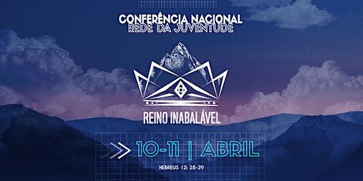 Conferência Nacional RJ - Reino Inabalável