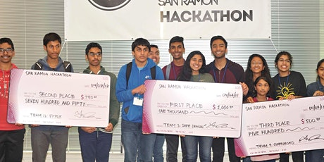 San Ramon Hackathon 2020 tickets