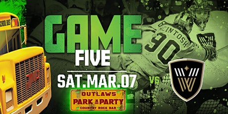 Outlaws Park and Party Rush Vs Vancouver Warriors tickets