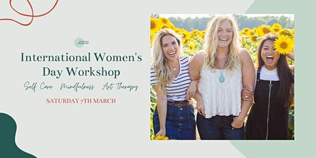 International Women's Day: Art-based Workshop tickets