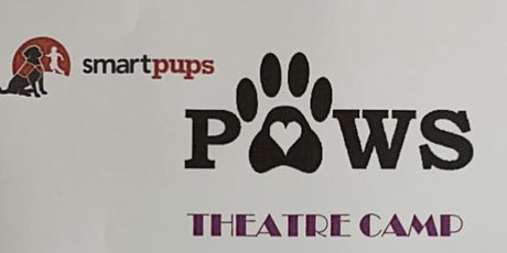 PAWS Theatre Camp tickets