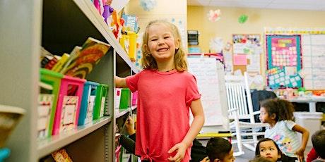Spring into Kindergarten at Valley View Elementary tickets