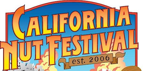California Nut Festival tickets