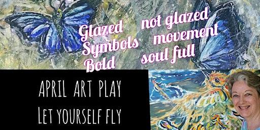 Bold Acrylic Painting Workshop