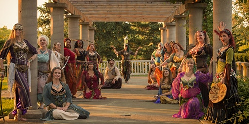 Turkish Nights Under Lansing Lights: The Habibi Dancers 35th Annual Spring Show and Workshop