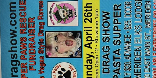 DIRTY DIXIE NORMOUS PRESENTS SUPER PAWS RESCUE PASTA SUPPER FUNDRAISER