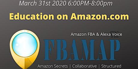 Education on Amazon.com tickets