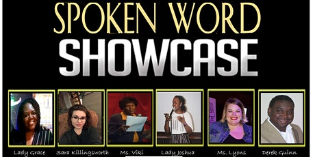 The Master Class SpokenWord Showcase tickets