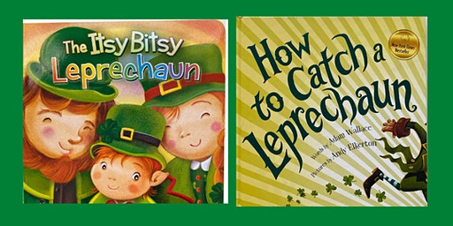 Join KSM for a fun St. Patricks Day Open Play! Story Time, Crafts and More.