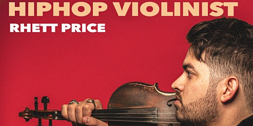 Hiphop Violinist Rhett Price LIVE at Davidson Wine Co.